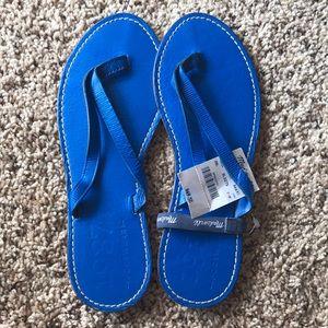 Madewell Leather Flip-Flop Sandal